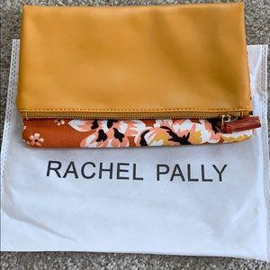 NWOT Rachel Pally flower print clutch bag